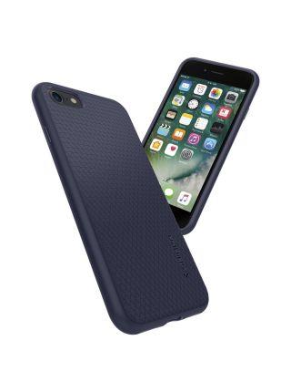 Чехол Spigen для iPhone 7 Liquid Air, Midnight Blue