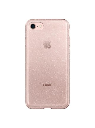 Чехол Spigen для iPhone 7 Liquid Crystal, Glitter