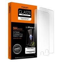 Защитное стекло для iPhone 7 Screen Protector GLAS.tR SLIM HD + наклейка