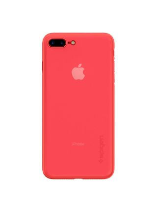 Чехол iPhone 7 Plus AirSkin, Red