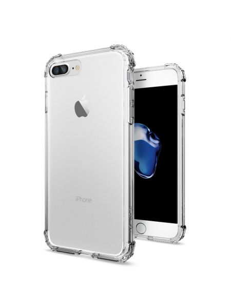 Чехол iPhone 7 Plus Crystal Shell, Clear Crystal