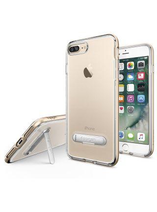 Чехол iPhone 7 Plus Crystal Hybrid, Champagne Gold