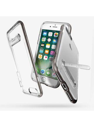 Чехол iPhone 7 Plus Crystal Hybrid, Gunmetal