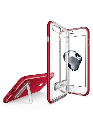 Чехол iPhone 7 Plus Crystal Hybrid, Dante Red