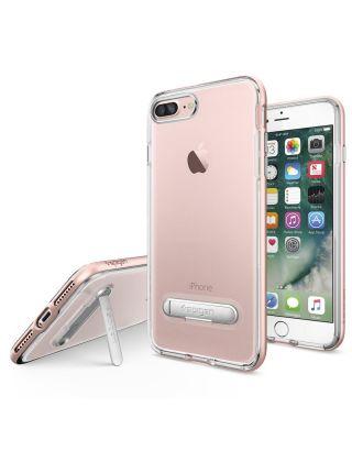 Чехол iPhone 7 Plus Crystal Hybrid, Rose Gold