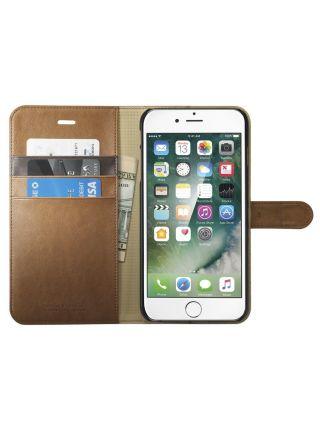 Чехол iPhone 7 Plus Case Wallet S, Brown
