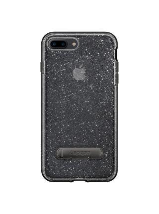 Чехол iPhone 7 Plus Crystal Hybrid Glitter, Space Quartz
