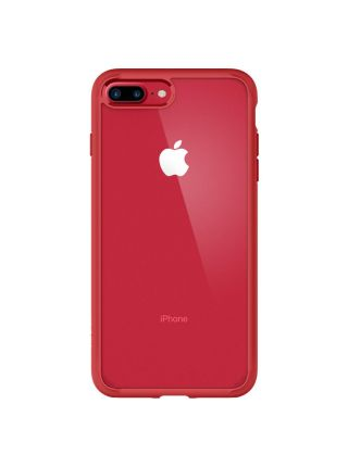 Чехол Spigen для iPhone 8 Plus / 7 Plus Ultra Hybrid 2, Red