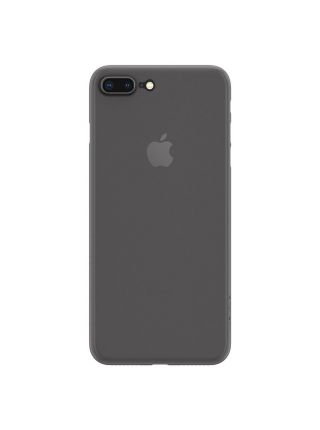 Чехол Spigen для iPhone 8 Plus Air Skin, Black