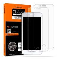 Защитное стекло Spigen для iPhone 8 Plus / 7 Plus, 2шт.
