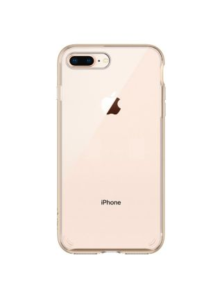 Чехол Spigen для iPhone 8 Plus / 7 Plus Neo Hybrid Crystal 2, Champagne Gold