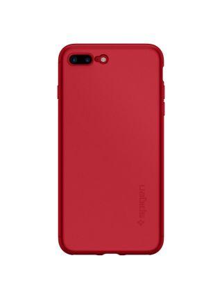Чехол Spigen для iPhone 7 Plus Thin Fit 360, Red