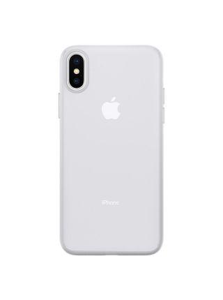 Чехол Spigen для iPhone X/XS Air Skin, Soft Clear