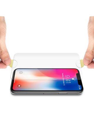 Защитная пленка Spigen Crystal для iPhone X/XS