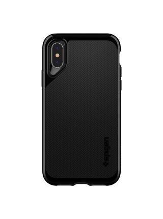 Чехол Spigen для iPhone X/XS Neo Hybrid, Jet Black