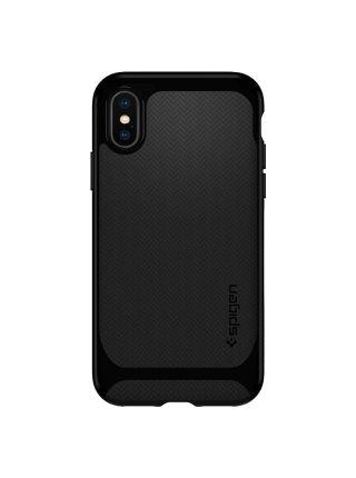 Чехол Spigen для iPhone X Neo Hybrid, Jet Black