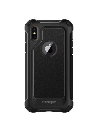 Чехол Spigen для iPhone X/XS Pro Guard, Gunmetal