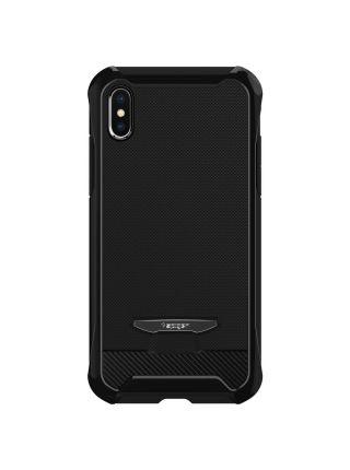 Чехол Spigen для iPhone X/XS Reventon, Jet Black