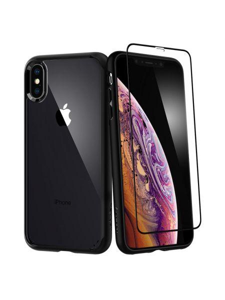 Чехол Spigen для iPhone X/XS Ultra Hybrid 360