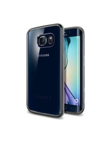 Чехол Spigen Ultra Hybrid для Galaxy S6 Edge, Gunmetal , SGP11417