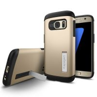 Galaxy S7 Case Slim Armor, Champagne Gold
