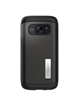 Galaxy S7 Case Slim Armor, Gunmetal