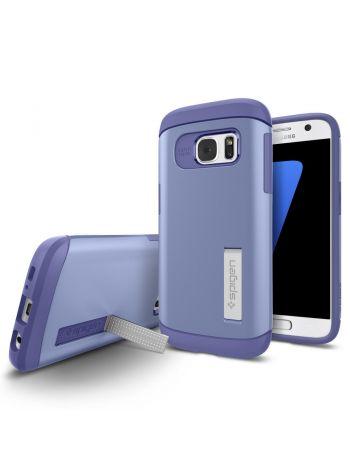 Galaxy S7 Case Slim Armor, Violet, 555CS20015