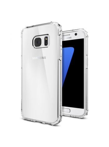 Чехол Galaxy S7 Crystal Shell, Clear Crystal, 555CS20011