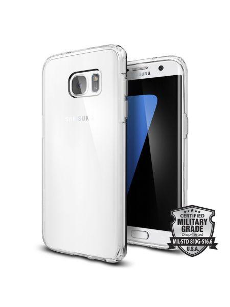 Чехол Galaxy S7 Edge Ultra Hybrid, Crystal Clear