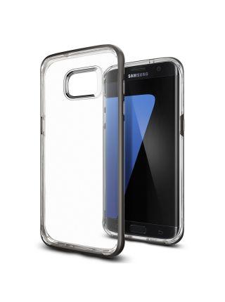 Чехол Galaxy S7 Edge Neo Hybrid Crystal, Gunmetal