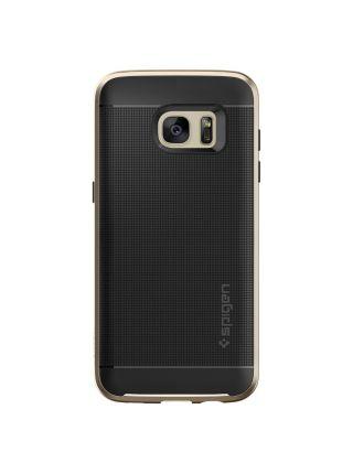 Чехол Spigen Neo Hybrid для Samsung Galaxy S7 Edge, Champagne Gold