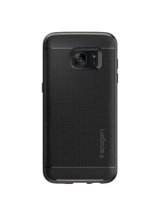 Чехол Spigen Neo Hybrid для Samsung Galaxy S7 Edge, Gunmetal