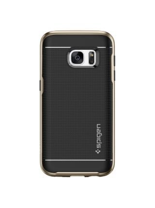 Чехол Spigen Neo Hybrid для Samsung Galaxy S7, Champagne Gold