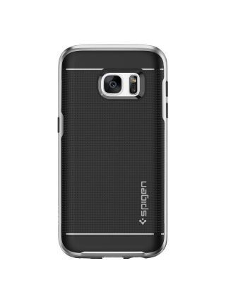 Чехол Spigen Neo Hybrid для Samsung Galaxy S7, Satin Silver
