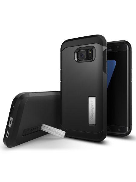 Чехол Galaxy S7 Edge Tough Armor, Black