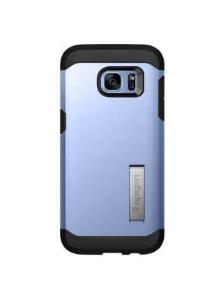 Чехол Galaxy S7 Edge Tough Armor, Blue Coral