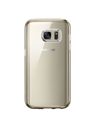 Чехол Spigen Ultra Hybrid для Galaxy S7, Champagne Gold