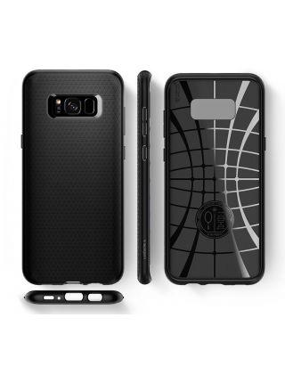 Чехол Galaxy S8 Plus Liquid Air Armor, Black