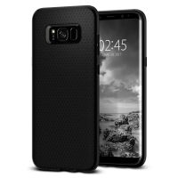 Чехол Galaxy S8 Plus Liquid Air Armor, Black