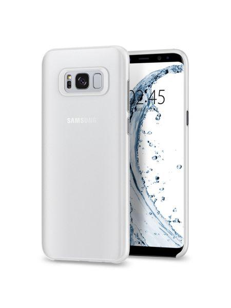 Чехол Air Skin Galaxy S8 Plus, Soft Clear