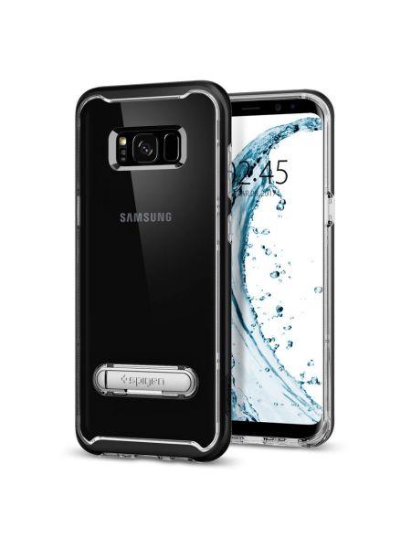 Чехол Crystal Hybrid Galaxy S8 Plus, Black