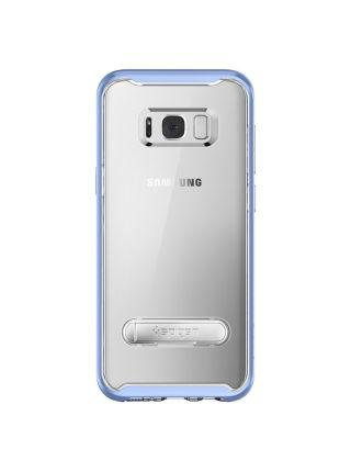 Чехол Crystal Hybrid Galaxy S8 Plus, Blue Coral