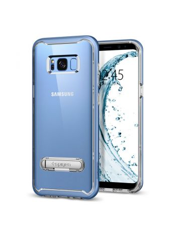 Чехол Crystal Hybrid Galaxy S8, Blue Coral, 565CS20837