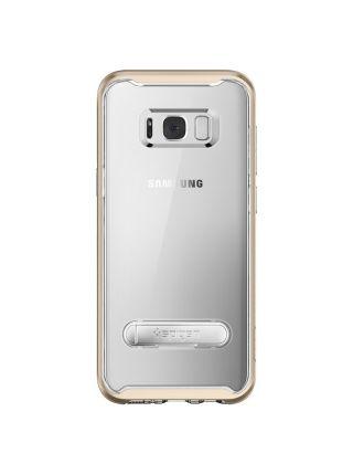 Чехол Crystal Hybrid Galaxy S8 Plus, Gold Maple