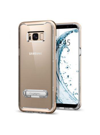 Чехол Crystal Hybrid Galaxy S8 Plus, Gold Maple, 571CS21127