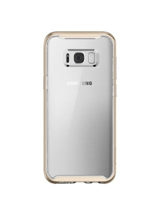 Чехол Galaxy S8 Neo Hybrid Crystal, Gold Maple