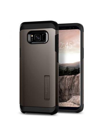 Чехол Tough Armor Galaxy S8 Plus, Gunmetal, 571CS21693