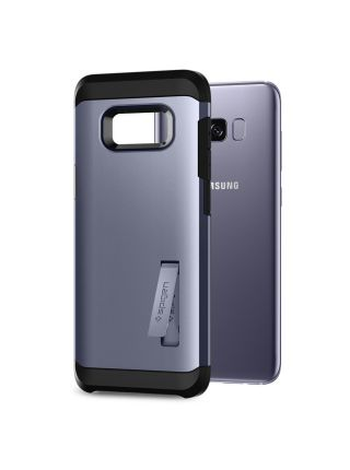Чехол Tough Armor Galaxy S8 Plus, Orchid Gray