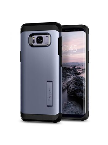 Чехол Tough Armor Galaxy S8 Plus, Orchid Gray, 571CS21800
