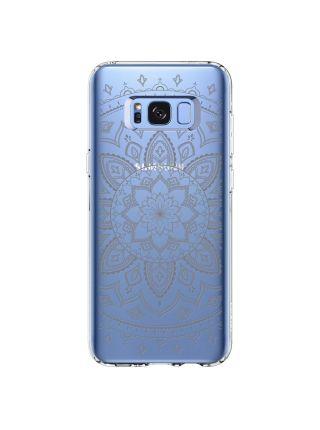 Чехол Galaxy S8 Plus Liquid Crystal, Shine Clear